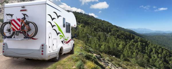 Camping en montagne